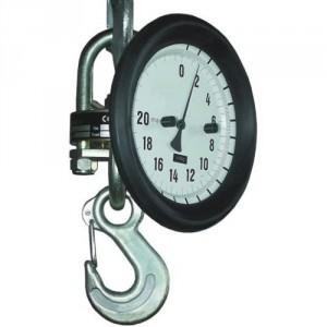 Dynamomètre mécanique à aiguille DMA - Capacité 0,2 t à 85 t