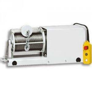 Élévateur de chantier SP support au sol - Capacité 200 kg et 300 kg, Hauteur de levage 80 m, Vitesse de levage 20 m/min