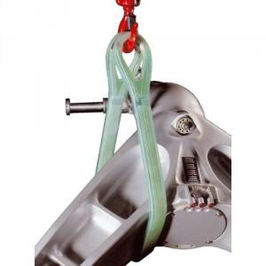 Elingue câble intégralement recouverte de polyuréthane - Capacité 1,5 t à 10 t