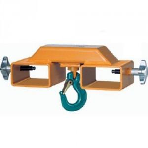 Etrier double ESD pour fourches de chariot - Capacité 2,5 t, 4 t et 6,7 t