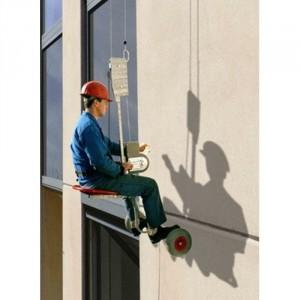 Sellette SBT avec treuil manuel pour entretien de façade