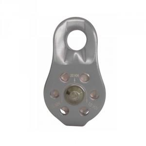 Poulie simple flasques fixes PSFF - Pour drisse Ø 13 mm maxi