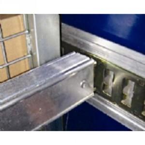 Poutre d'arrimage télescopique PAT en aluminium - Longueur ajustable de 2320 mm à 2600 mm