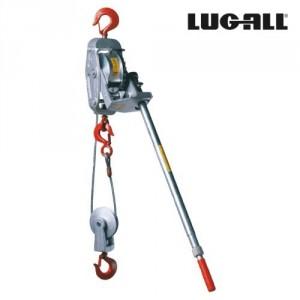 Palan manuel à levier à câble LUG-ALL - Capacité 0,5 t à 1,6 t