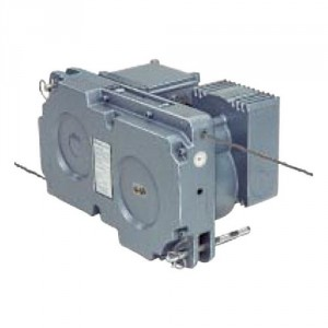 Treuil électrique à câble passant TIRAK T1000 - Levage et traction dans les 2 SENS - Capacité 0,98 t