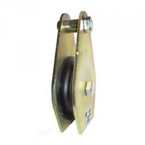 Poulie pour câble type 'prédalle' PRE - Capacité 1 t à 5 t