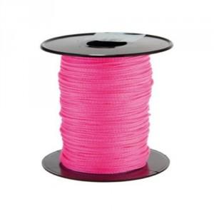Drisse de balisage fluo pour chantiers - Ø 1,5 mm à 2,5 mm