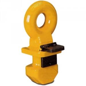 Crochet de conteneurs MCH avec verrouillage, prise du conteneur par le haut - Capacité 56 t