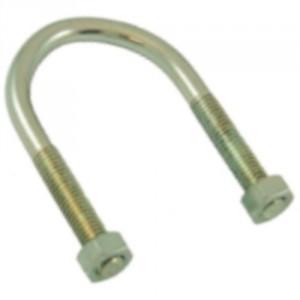 Etrier pour tube BTN en acier zingué - Ø 1/4'' à 8''
