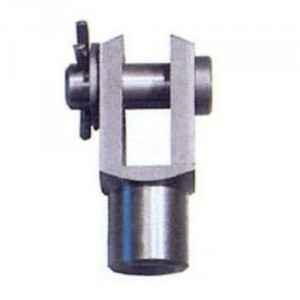 Chape de tringlerie bras courts CTBC - Ø 6 mm à 24 mm