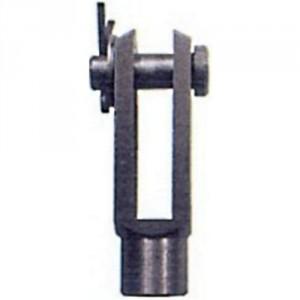 Chape de tringlerie bras longs CTBL - Ø 6 mm à 24 mm