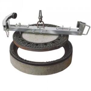 Pince mixte GR pour cadre et couvercle - Capacité 200 kg