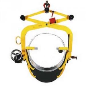 Pince VFB pour le levage et le basculement de fûts acier Ø 600 mm - Capacité 0,3 t