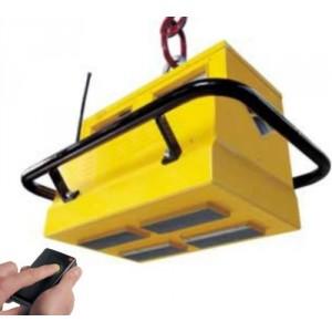 Porteur magnétique sur batterie BG avec télécommande radio - Capacité 3 t