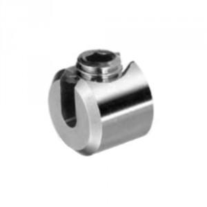 Arrêt butoir inox - Pour câble Ø 2 mm à 6 mm