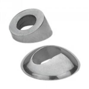 Positionneur d'angle VARIABLE pour poteau plat