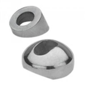 Positionneur d'angle VARIABLE pour poteau rond