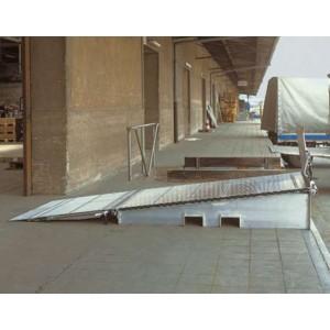 MBD - Pont de liaison en aluminium articulé et mobile - Capacité 4000 kg