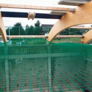 Filet de sécurité pour protection horizontale FPH conforme à la norme EN 1263-1 - Maille polyamide Ø 4,75 mm