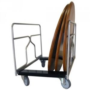 800*7629 - Chariot porte tables rondes 300 kg