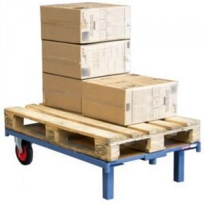 800*8830 - Plateforme roulante 1200x800 mm - Capacité 500 kg