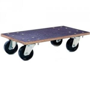 860*321 - Plateau roulant GLISSNOT 350 kg 600x400x145 mm