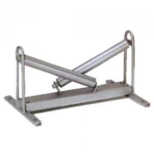 Galet de guidage pour tubes Ø maxi 500 mm - Capacité 300 kg