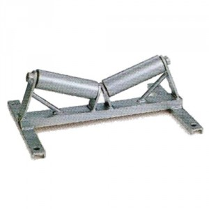 Galet de guidage pour tubes Ø maxi 500 mm - Capacité 500 kg