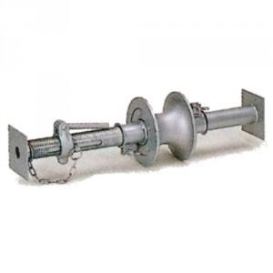 Galet de roulement à forte capacité - Pour câbles Ø maxi 100 mm