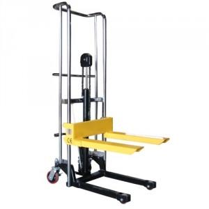 Gerbeur manuel 855*6717 - Capacité 400 kg, hauteur de levée 1500 mm