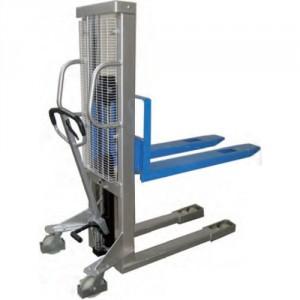 Gerbeur manuel 855*6718 - Capacité 700 kg, hauteur de levée 1200 mm