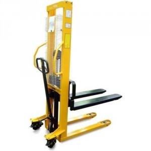 Gerbeur manuel - Capacité 1000 kg, hauteur de levée 1500 mm et 3000 mm