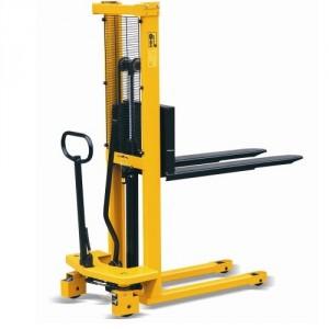 Gerbeur manuel SK à LEVAGE RAPIDE - Capacité 1000 kg, hauteur de levée 1500 mm et 2300 mm