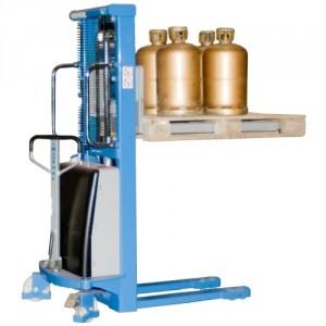 Gerbeur semi-électrique 855*6659 - Capacité 1000 kg, hauteur de levée 1600 mm
