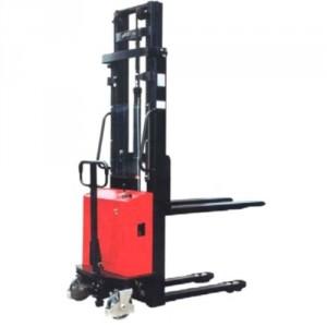 Gerbeur semi électrique SEH - Capacité 1000 kg, hauteur de levée de 1600 mm à 3300 mm