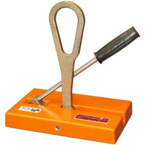 Porteur magnétique MKS pour levage et basculement de tôles - Capacité 250 kg et 300 kg