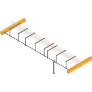 KIT de pont roulant manuel posé KPRMP - Capacité 0,50 t à 10 t
