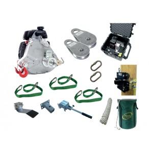 POW-PCW5960-Kit de tirage lignard TOP avec treuil PCW500