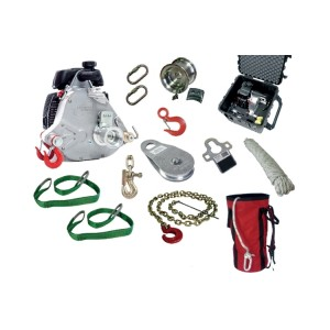 POW-PCW5950-Kit de tirage MULTI USAGE lignard avec treuil PCW500