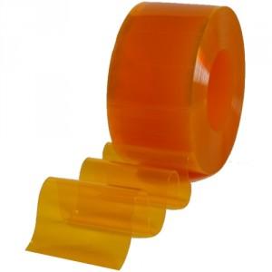 Lanière PVC transparente ANTI-INSECTES largeur 150 mm à 300 mm - Rouleau de 50 m