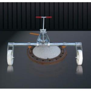 Lève-plaque d'égout hydraulique HK - Capacité 1 t
