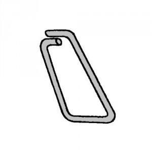 Linguet de sécurité fil à ressort - Ø 3 mm à 7 mm