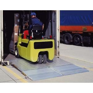 MC - Pont de liaison en aluminium amovible pour container - Capacité 6000 kg