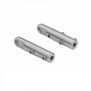 Mini-terminaison à oeil à montage manuel INOX pour câbles Ø 2 mm à 4 mm