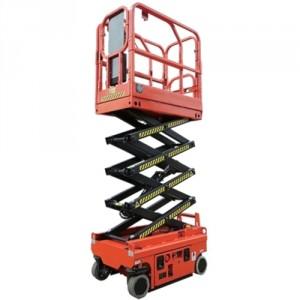Nacelle motorisée NMC capacité 230 kg - Hauteur de travail maximum 7,8 m