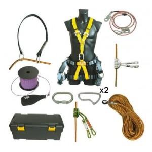 Kit élagueur complet NEL30 avec harnais Elagage
