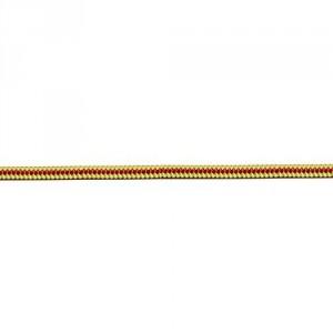 Cordage polyester NEL86M pour noeud prussik, le mètre - Ø 9 mm