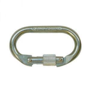 Connecteur acier NM16NS, connexion permanente, verrouillage manuel à vis, ouverture 17 mm