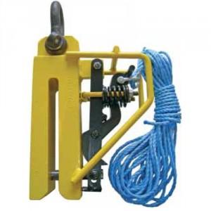 Pince de levage CP pour palplanches - Capacité 2 t à 6 t