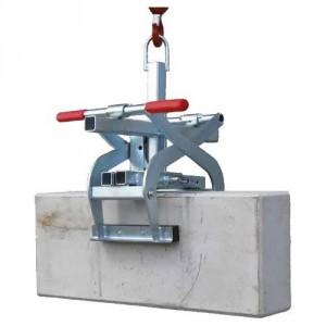 Pince de levage EPB pour charges à faces parallèles - Ouverture 50 à 550 mm, capacité 0,5 t